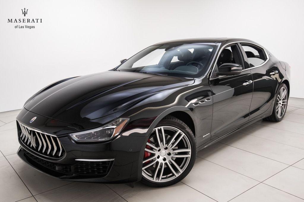Maserati Ghibli Lease 0 Down >> 2018 New Maserati Ghibli GranLusso 3.0L at Towbin Ferrari Maserati Serving Las Vegas, NV, IID ...