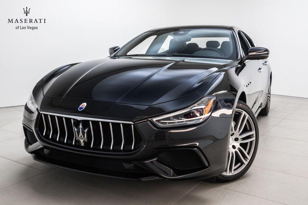 2018 Maserati Ghibli S Q4 GranSport 3.0L - 16969117 - 0