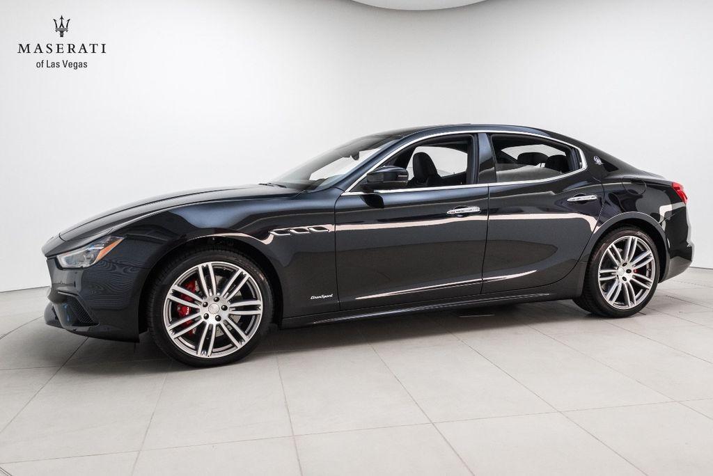 2018 Maserati Ghibli S Q4 GranSport 3.0L - 16969117 - 11