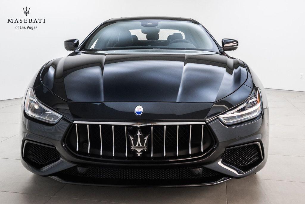 2018 New Maserati Ghibli S Q4 Gransport 3 0l At Towbin
