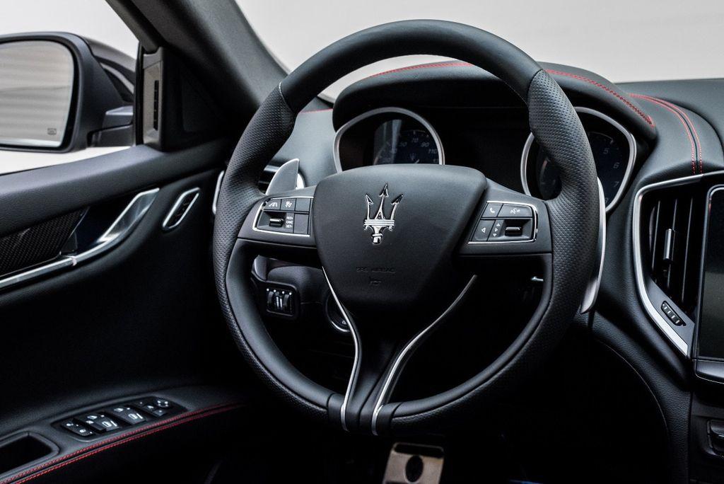 2018 Maserati Ghibli S Q4 GranSport 3.0L - 16969117 - 28