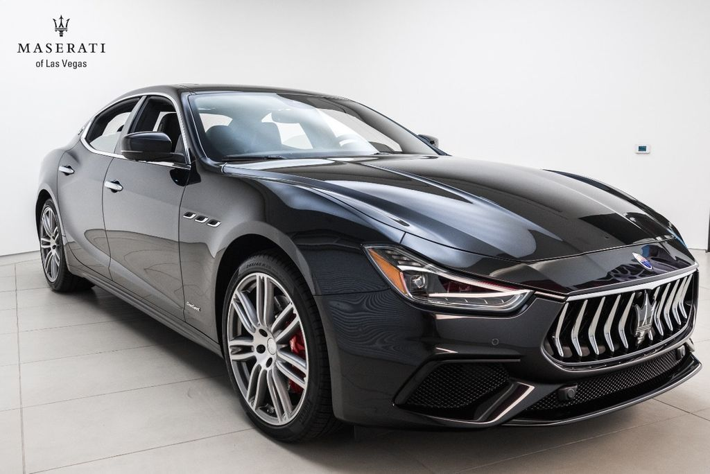 Maserati Ghibli Lease >> 2018 New Maserati Ghibli S Q4 GranSport 3.0L at Towbin ...