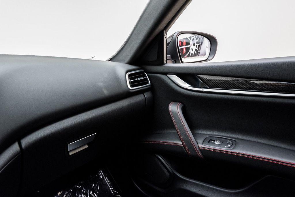 2018 Maserati Ghibli S Q4 GranSport 3.0L - 16969117 - 31