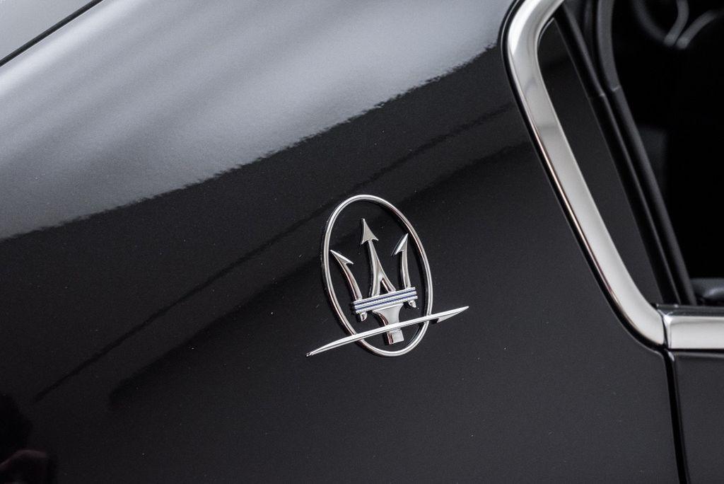 2018 Maserati Ghibli S Q4 GranSport 3.0L - 16969117 - 37
