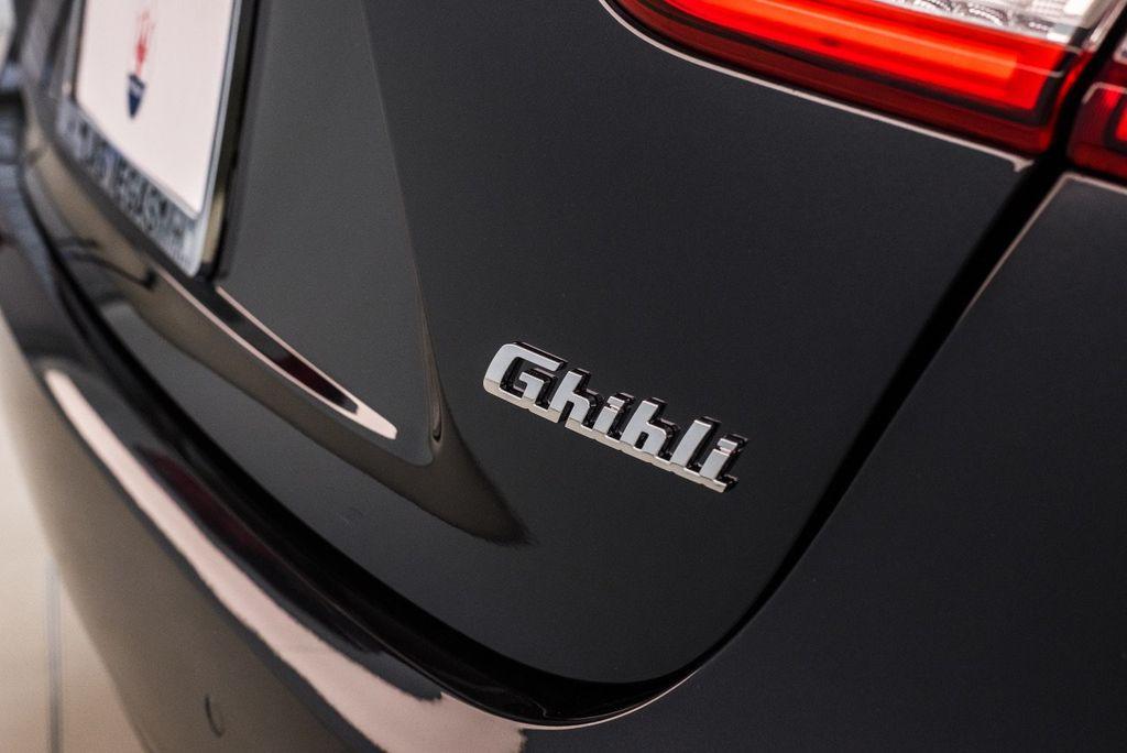 2018 Maserati Ghibli S Q4 GranSport 3.0L - 16969117 - 40