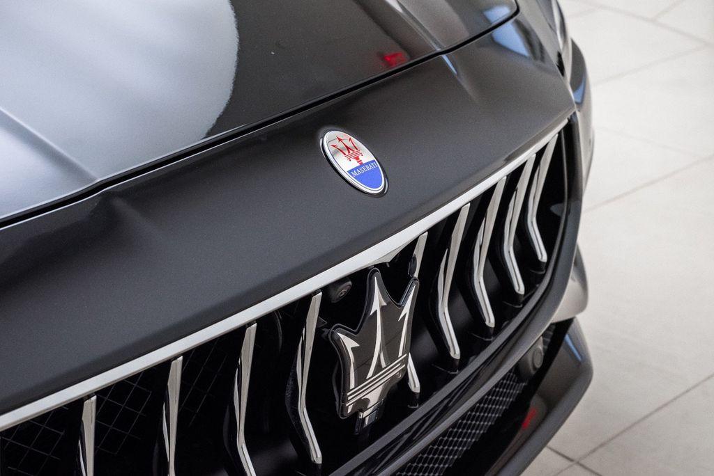 2018 Maserati Ghibli S Q4 GranSport 3.0L - 16969117 - 43