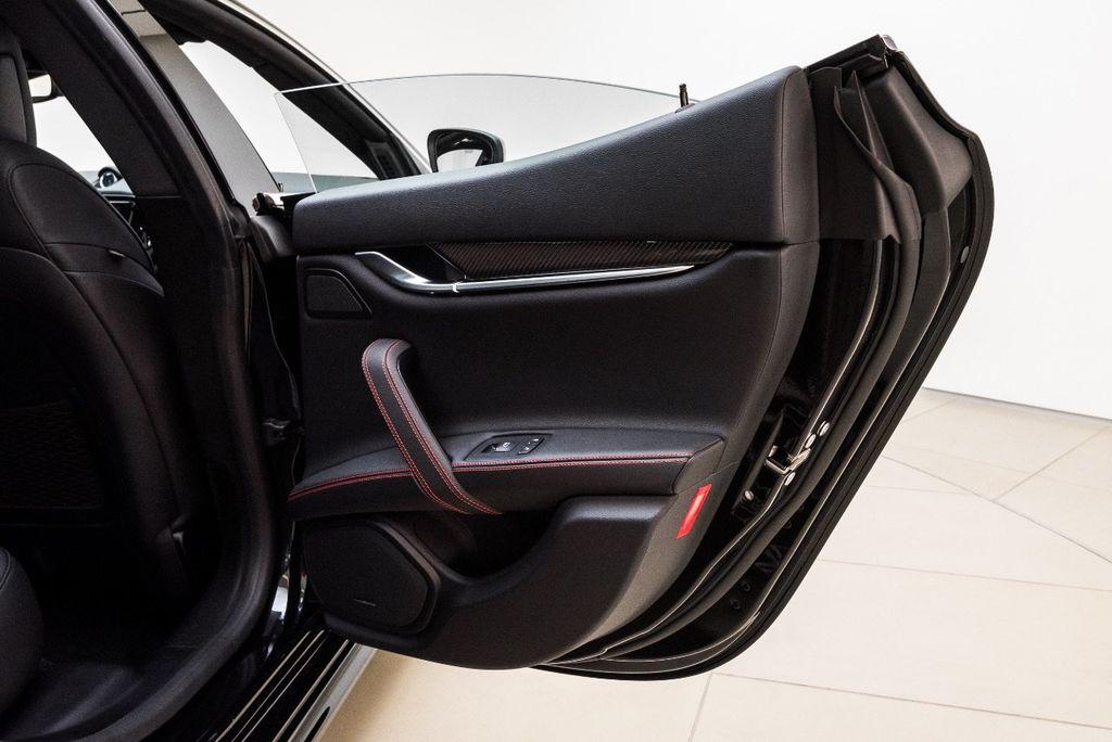2018 Maserati Ghibli S Q4 GranSport 3.0L - 16969117 - 48