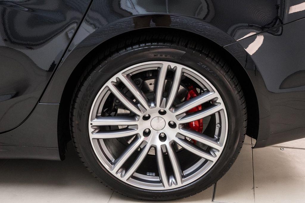 2018 Maserati Ghibli S Q4 GranSport 3.0L - 16969117 - 52