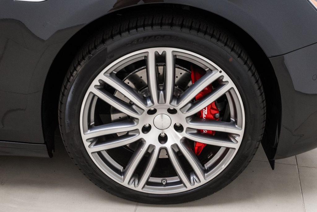 2018 Maserati Ghibli S Q4 GranSport 3.0L - 16969117 - 53