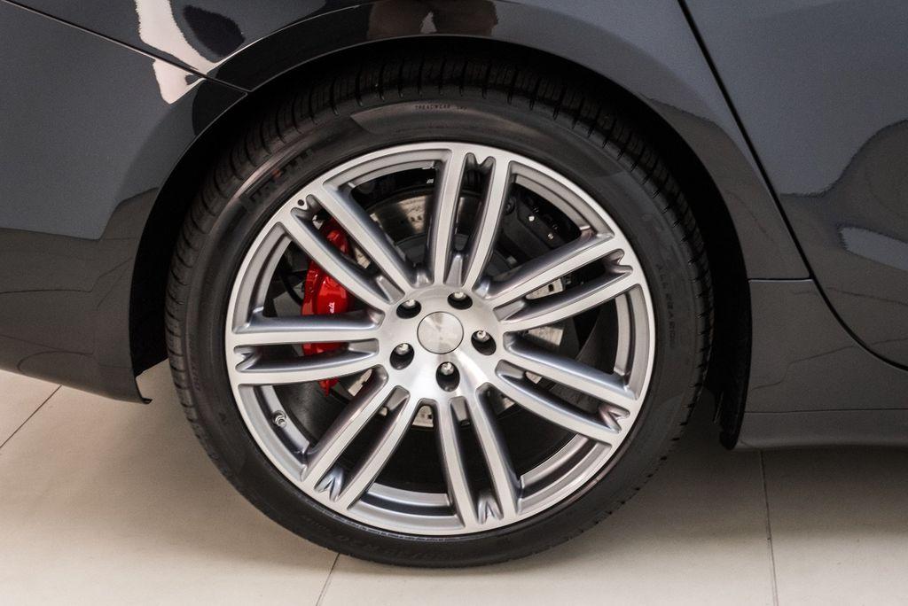 2018 Maserati Ghibli S Q4 GranSport 3.0L - 16969117 - 54