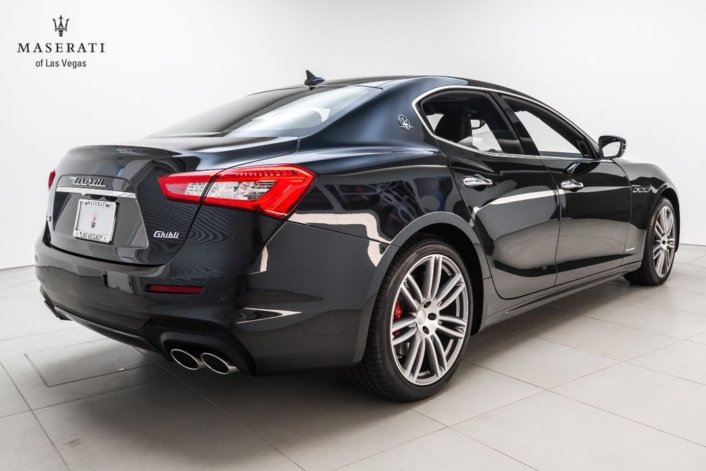 2018 New Maserati Ghibli S Q4 GranSport 3 0L at Towbin Ferrari