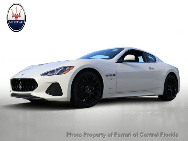 2018 Maserati GranTurismo MC 4.7L - Click to see full-size photo viewer