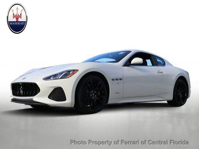2018 Maserati GranTurismo Sport 4.7L - 17154934 - 2