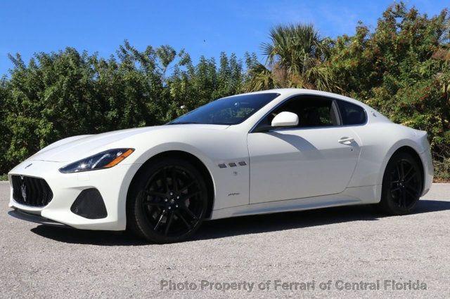 2018 Maserati GranTurismo Sport 4.7L - 18533740 - 0