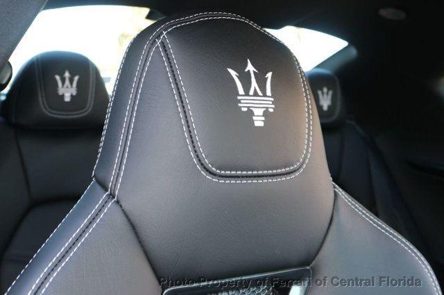 2018 Maserati GranTurismo Sport 4.7L - 18533740 - 18