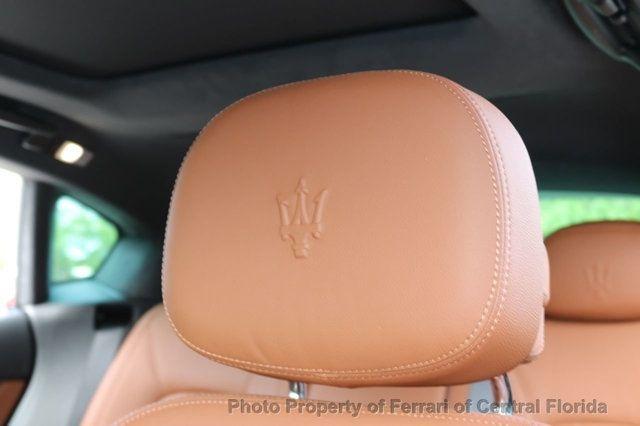 2018 Maserati Levante 3.0L - 17496542 - 15