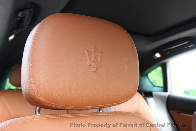 2018 Maserati Levante 3.0L - 17496542 - 27
