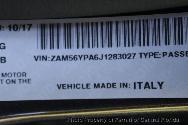 2018 Maserati Quattroporte S 3.0L - 17581384 - 42
