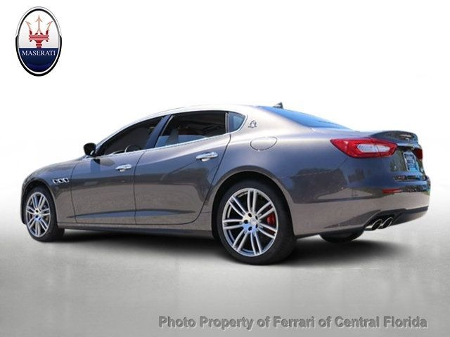 2018 Maserati Quattroporte S 3.0L - 17581384 - 4