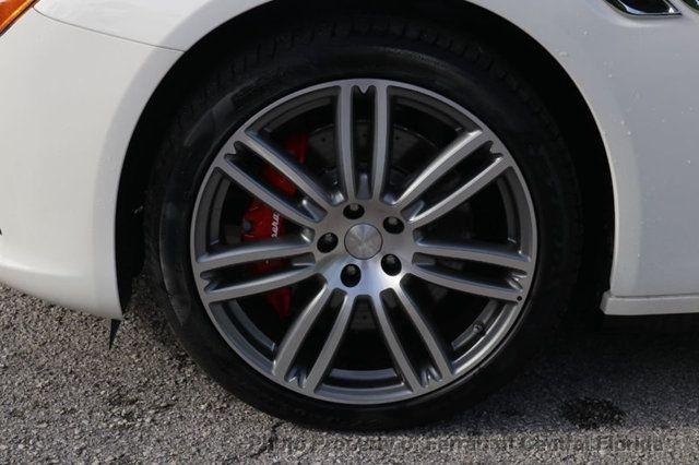 2018 Maserati Quattroporte S 3.0L - 17899582 - 12