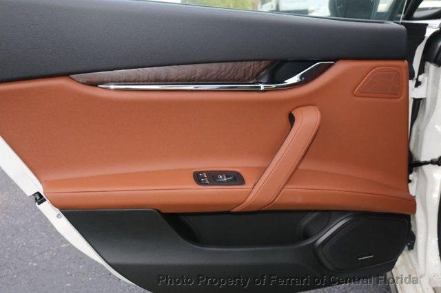 2018 Maserati Quattroporte S 3.0L - 17899582 - 22