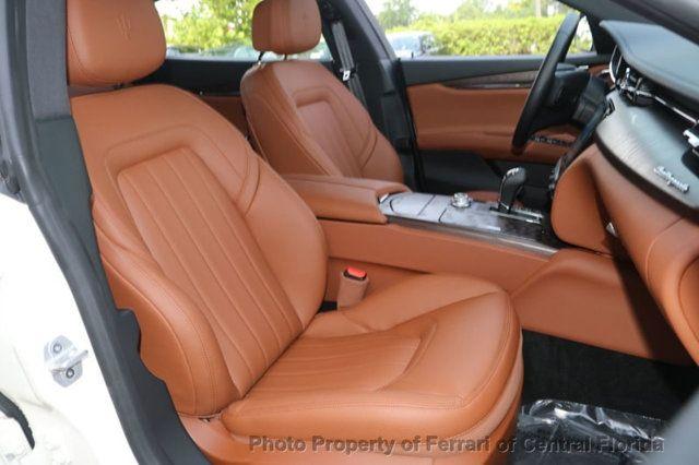 2018 Maserati Quattroporte S 3.0L - 17899582 - 25