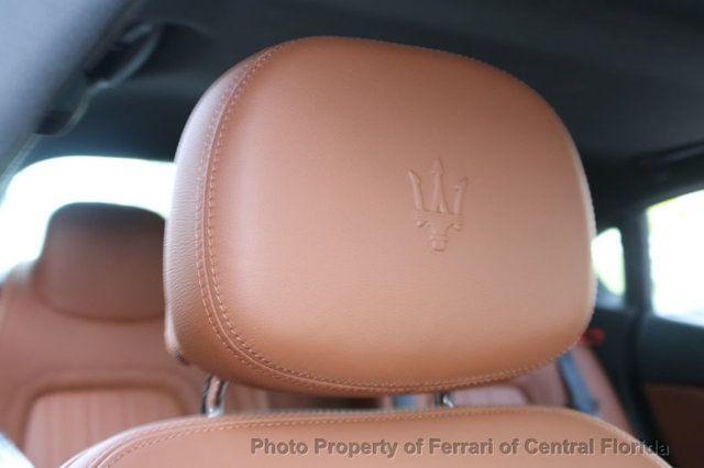 2018 Maserati Quattroporte S 3.0L - 17899582 - 26