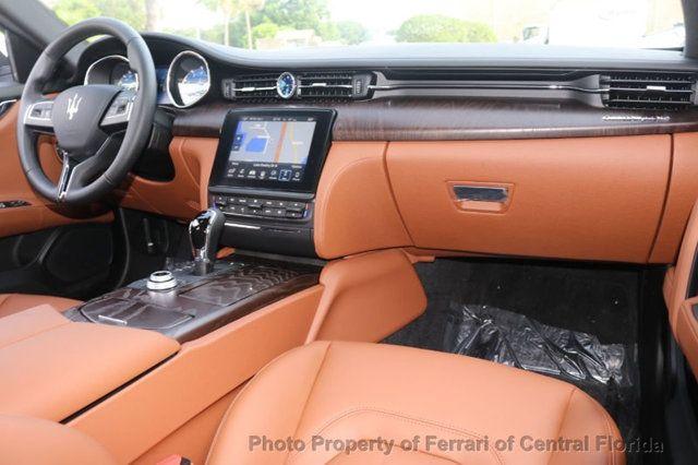2018 Maserati Quattroporte S 3.0L - 17899582 - 27