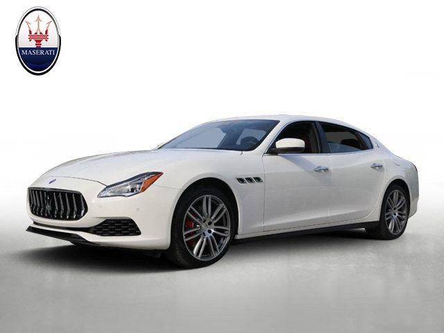 2018 Maserati Quattroporte S 3.0L - 17899582 - 2