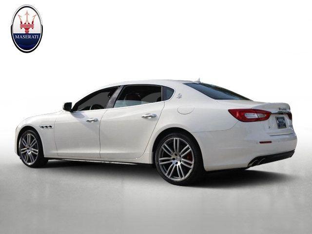 2018 Maserati Quattroporte S 3.0L - 17899582 - 4