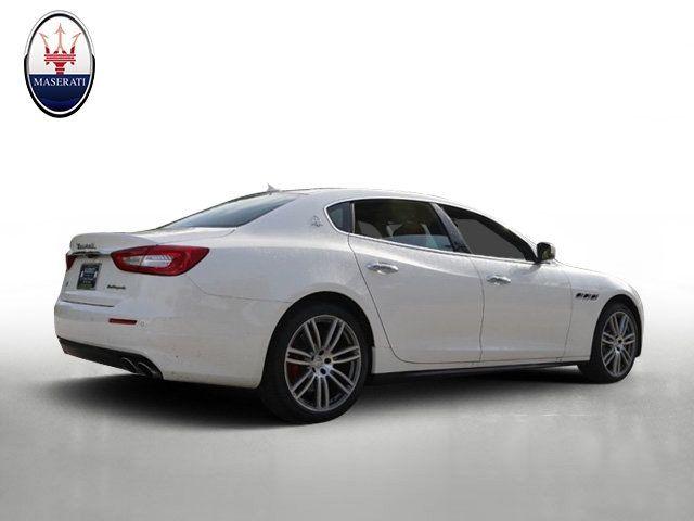 2018 Maserati Quattroporte S 3.0L - 17899582 - 8