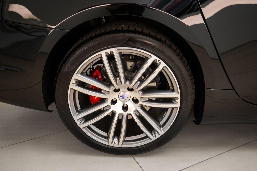 2018 Maserati Quattroporte S GranSport 3.0L - 17511461 - 35
