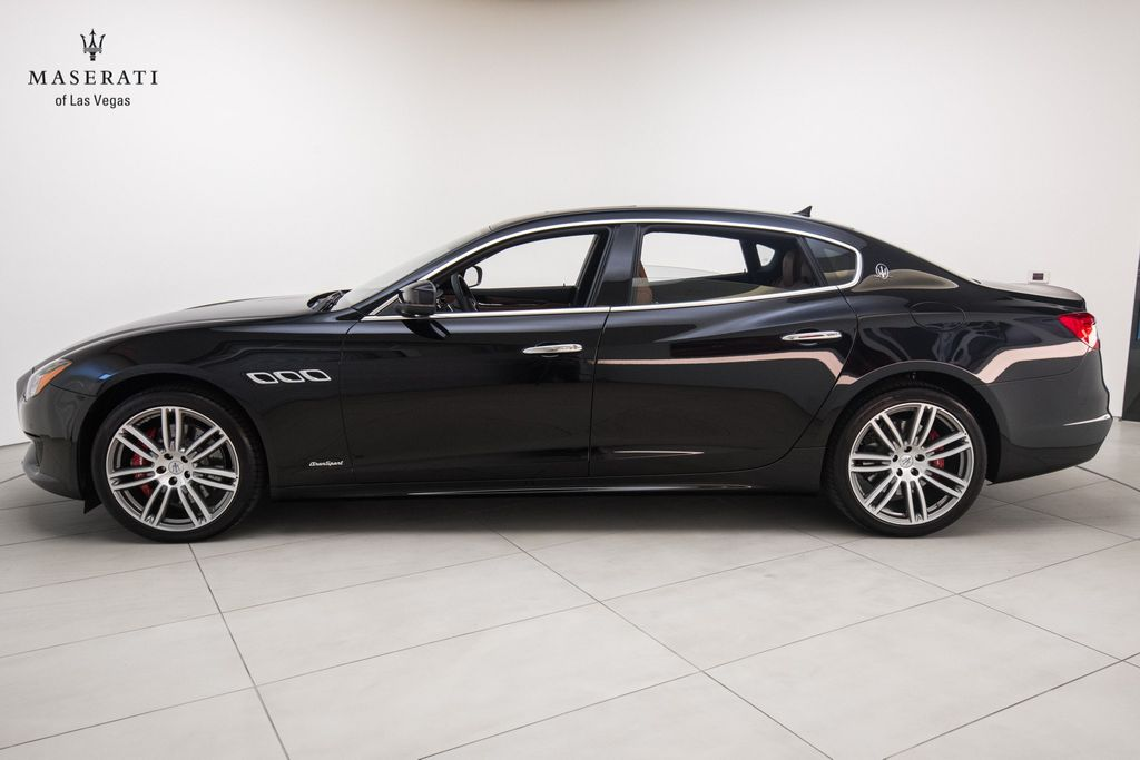 2018 Maserati Quattroporte S GranSport 3.0L - 17511461 - 7