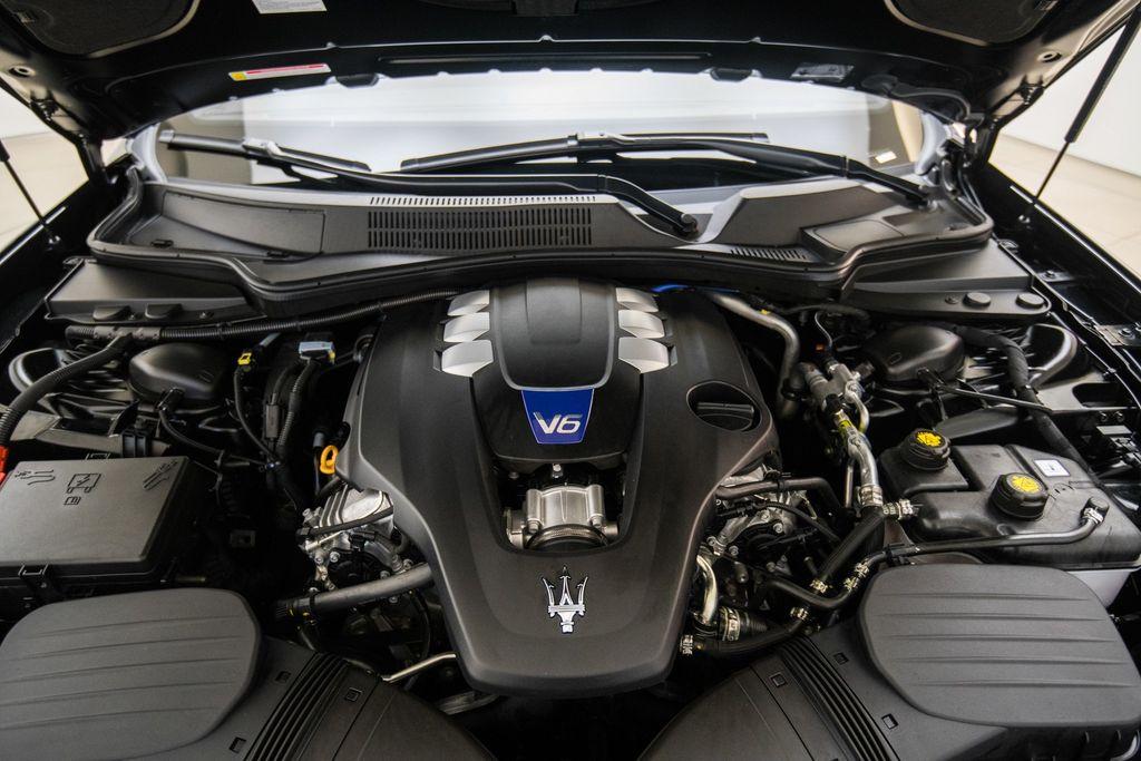 2018 Maserati Quattroporte S GranSport 3.0L - 17511461 - 8