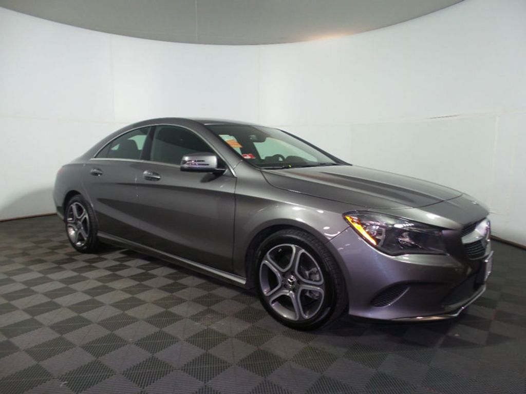 2018 new mercedes benz cla cla 250 4matic coupe at for Mercedes benz cla 250 mpg