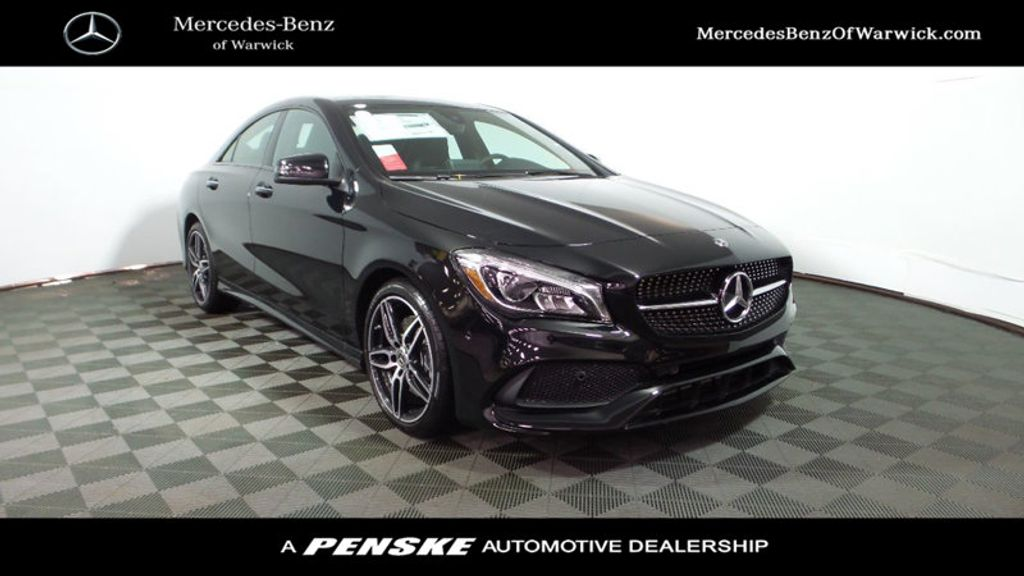 2018 new mercedes benz cla cla 250 4matic coupe at inskip for Mercedes benz cla 4matic