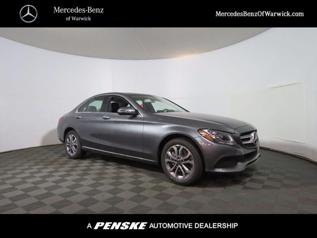 2018 new mercedes benz c class c 300 4matic sedan at for Mercedes benz c class 4matic