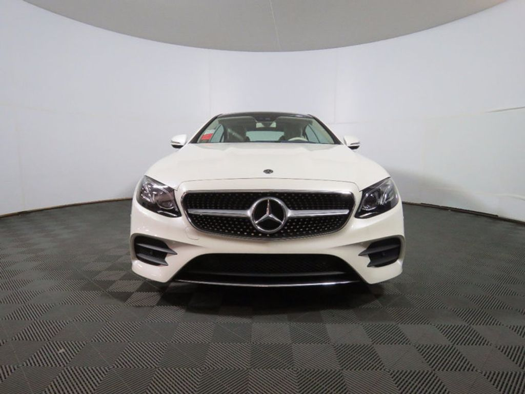 2018 new mercedes benz e class e 400 4matic coupe at for Mercedes benz of warwick warwick ri