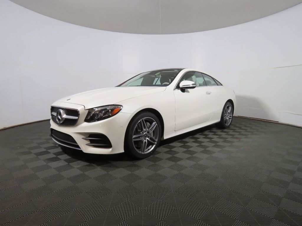2018 new mercedes benz e class e 400 4matic coupe at for Warwick mercedes benz
