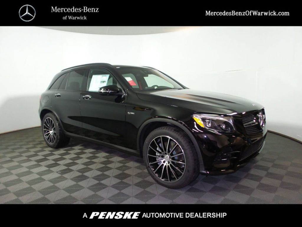 2018 Mercedes-Benz GLC AMG GLC 43 4MATIC SUV - 17411302 - 0