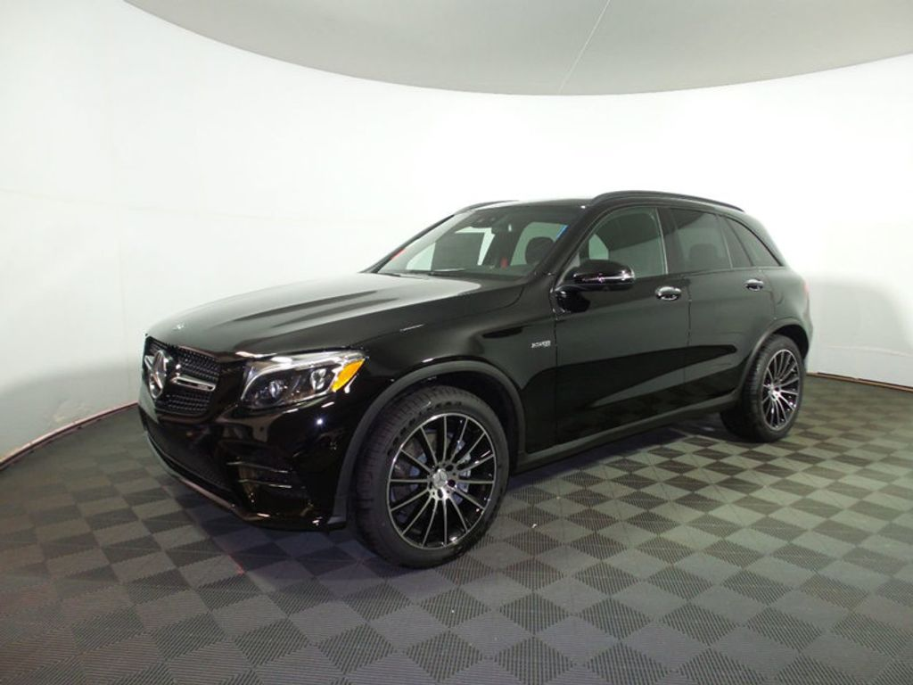 2018 Mercedes-Benz GLC AMG GLC 43 4MATIC SUV - 17411302 - 2