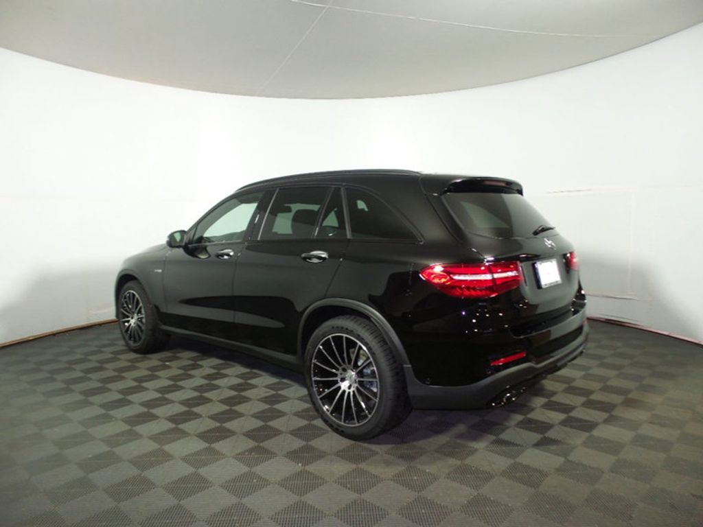 2018 Mercedes-Benz GLC AMG GLC 43 4MATIC SUV - 17411302 - 4