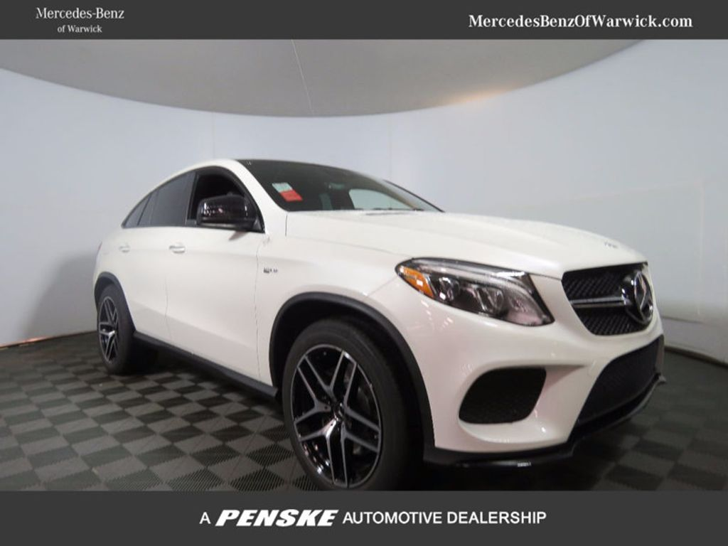 2018 Mercedes-Benz GLE AMG GLE 43 4MATIC Coupe - 16915475 - 0