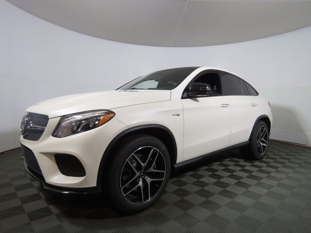 2018 Mercedes-Benz GLE AMG GLE 43 4MATIC Coupe - 16915475 - 2