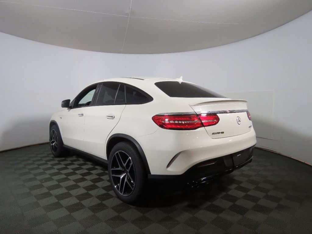 2018 Mercedes-Benz GLE AMG GLE 43 4MATIC Coupe - 16915475 - 4
