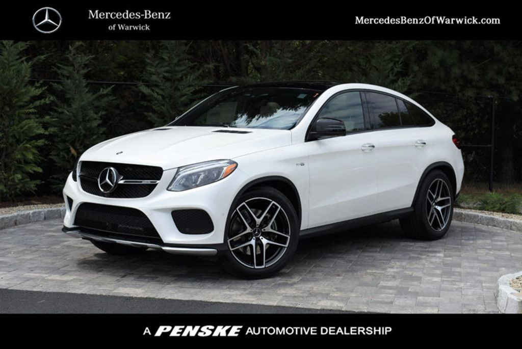 2018 Mercedes-Benz GLE AMG GLE 43 4MATIC Coupe - 17865015 - 0