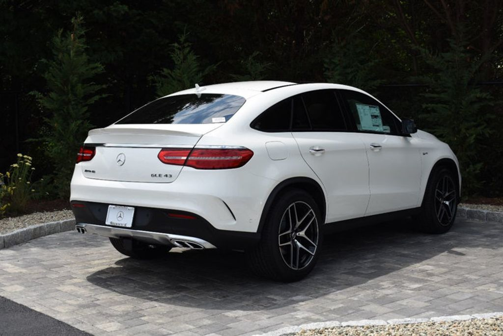 2018 Mercedes-Benz GLE AMG GLE 43 4MATIC Coupe - 17865015 - 4