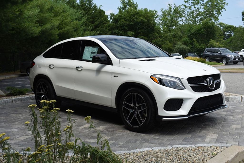 2018 Mercedes-Benz GLE AMG GLE 43 4MATIC Coupe - 17865015 - 6