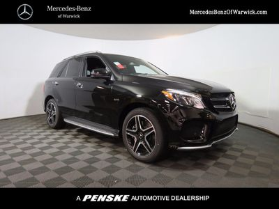 New 2018 Mercedes-Benz AMG GLE 43 4MATIC SUV