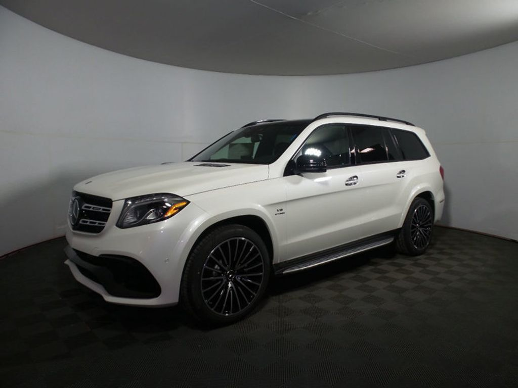 2018 new mercedes benz amg gls 63 4matic suv at inskip 39 s for Mercedes benz amg suv 2018
